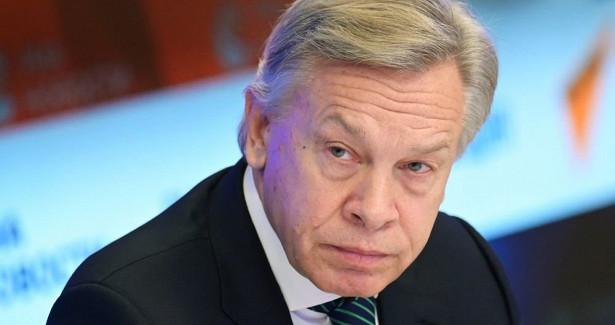 Пушков объяснил, почему Запад неможет отказаться отсанкций против РФ