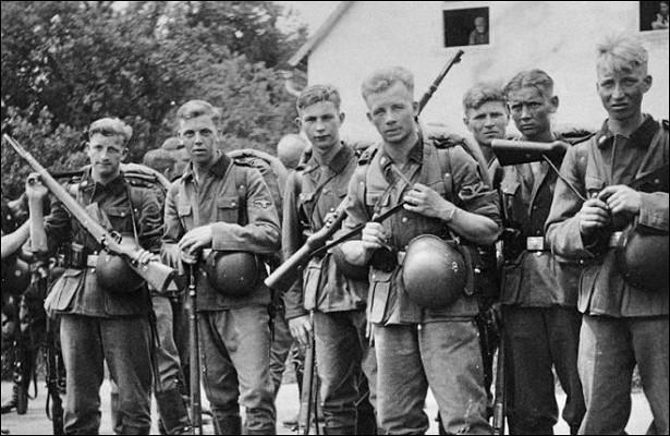 Какие названия немцы давали дивизиям СС