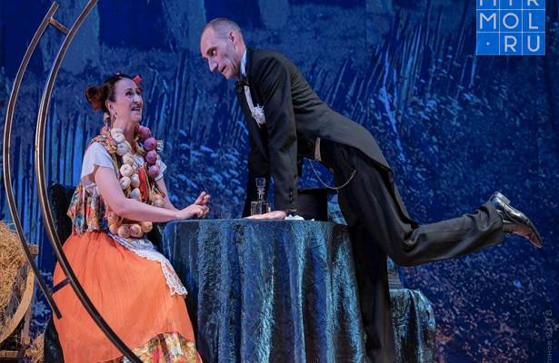 Спектакль Русского театра стал лауреатом XIIтеатрального фестиваля имени Николая Рыбакова