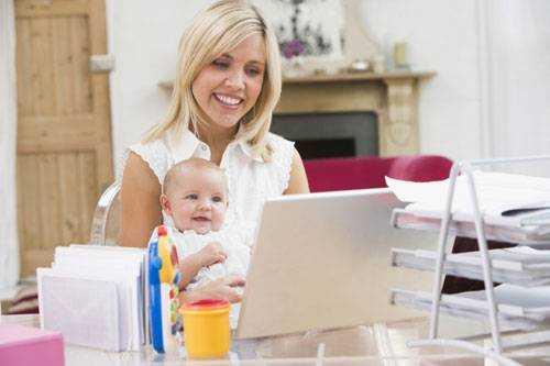 Как заработать беременной женщине не в интернете