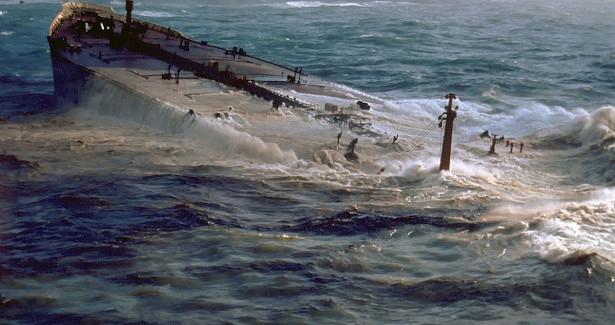 Пять непоправимых экологических катастроф