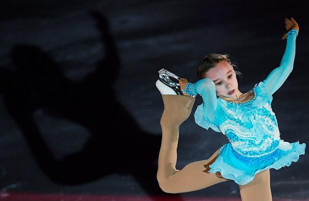 Ученица Плющенко прыгнула сложнейший четверной лутц— ктотакая Вероника Жилина?