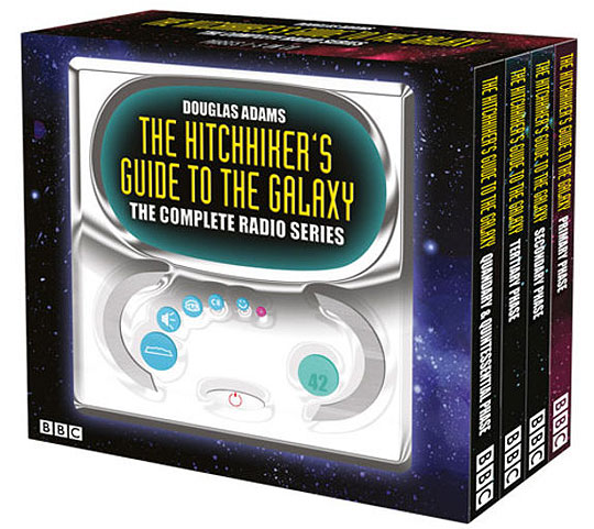 The Hitchhiker's Guide to the Galaxy: The Complete Radio