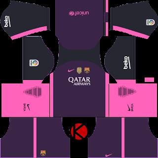 Report Barcelona kits 2016/2017 ... (320x320)
