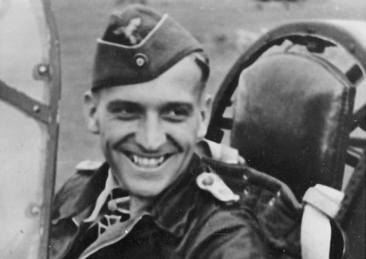 Чтостало после войны ссамым знаменитым летчиком Гитлера