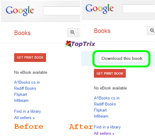 Guide to Purchase Download eBooks from Google Books