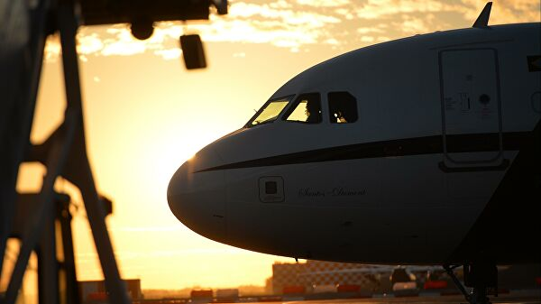 Прокуратура организовала проверку из-завозвращения самолёта вПулково