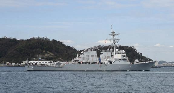 Экс-сотрудник Генштаба Сивков: вторжение эсминца «Джон Маккейн» вводы РФстало актом военной агрессии США