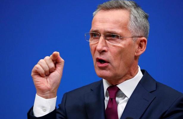 НАТО обвинила Россию внаращивании мощи вКрыму