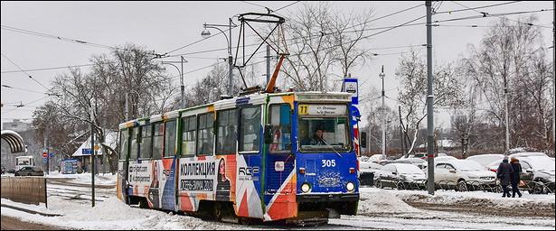 ВПерми в2021 году поулице Революции запустят трамваи № 6и№ 11