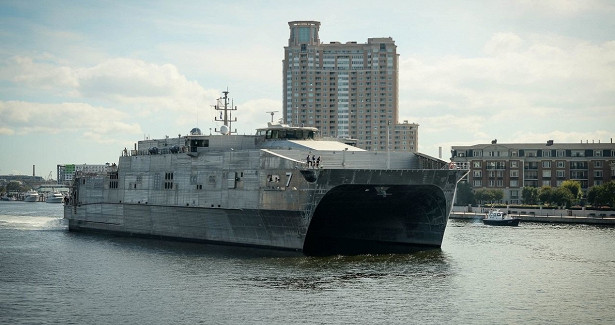 Пентагон продолжает отправлять корабли кместу строительства базы ВМФРФвСудане