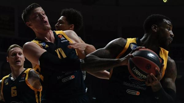 Баскетболисты «Химок» неполучают зарплату двамесяца