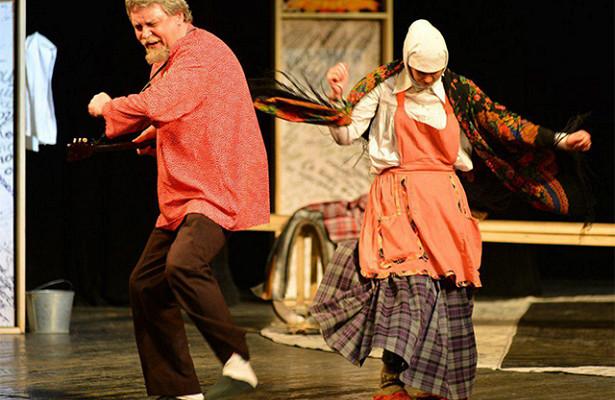 Оренбуржцы участвовали вIIIМежрегиональном фестивале «Волга театральная» вСамаре