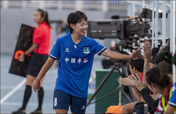 Футбол— Чемпионат Китая 2020 среди женских команд: ФК«Ухань Чэду Цзянда» выиграл чемпионский титул