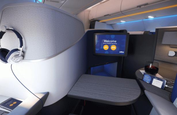 Авиакомпания показала новое роскошное убранство люксовых кабин