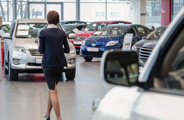 ВРоссии рухнул экспорт легковых машин