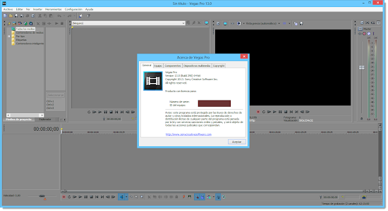 Sony Vegas Pro 11 Full Patch - Download Software Gratis