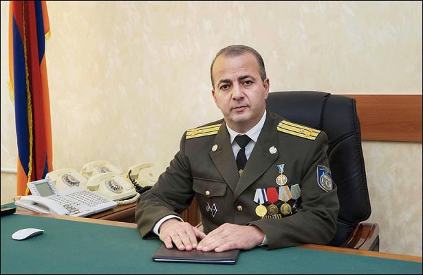 Глава СНБАрмении едет вМоскву
