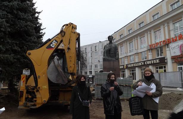Каким будет обновленный сквер Свердлова вНижнем Новгороде