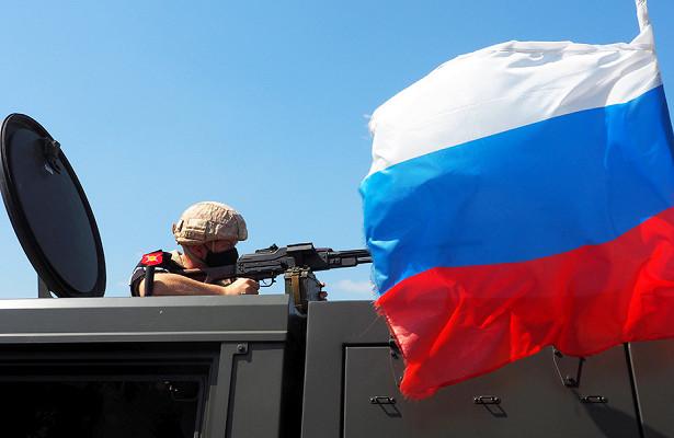 Российские военные начали покидать базу Т4вСирии