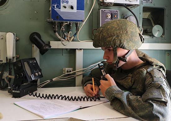 Специалисты РЭБроссийской военной базы вТаджикистане входе учения подавили навигацию авиации условного противника