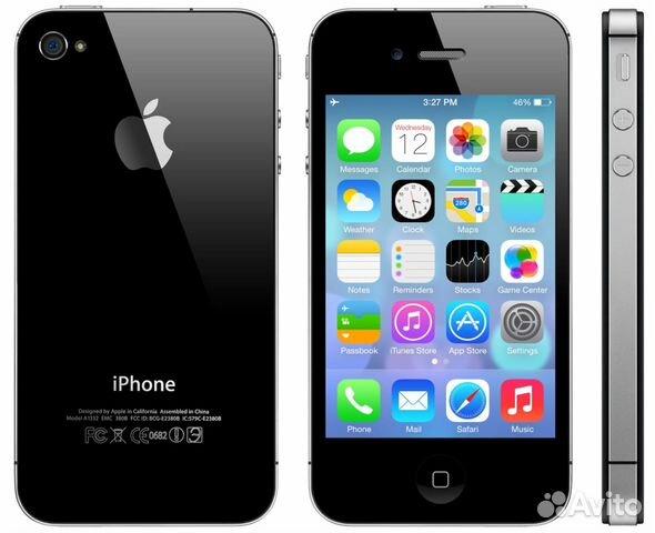 Betriebsanleitung apple iphone 4