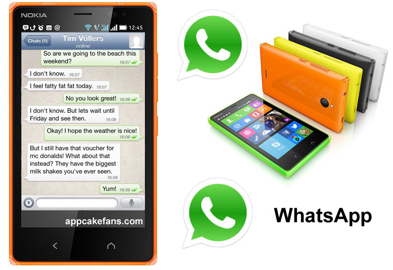 Whatsapp Messenger Free Download For Nokia X2 00