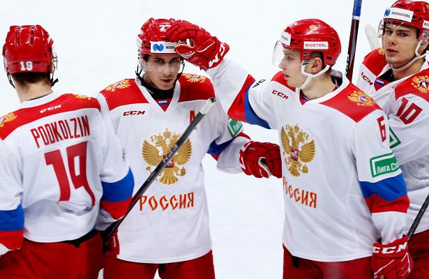 Каким будет состав сборной молодёжной сборной России похоккею наМЧМ-2021 вЭдмонтоне