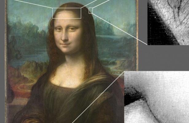 Оказалось, что«Мона Лиза» написана поверх другой картины