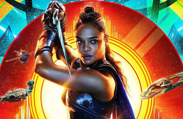 Звезда «Тора: Любовь игром» Тесса Томпсон намекнула, чтоВалькирия получит любовную историю