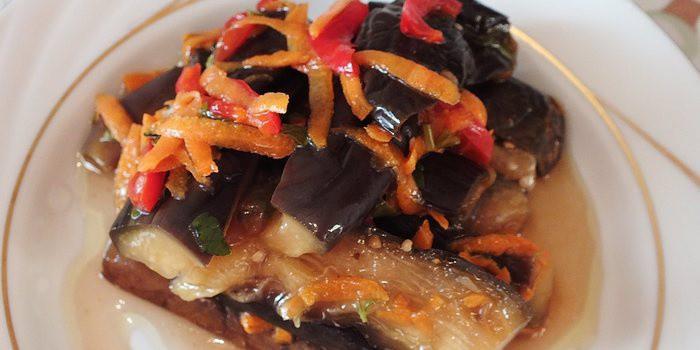 Вкусные и быстрые рецепты из баклажан маринованных с фото