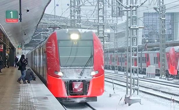 ВМоскве открылась новая станция «Ховрино» третьей линии МЦД