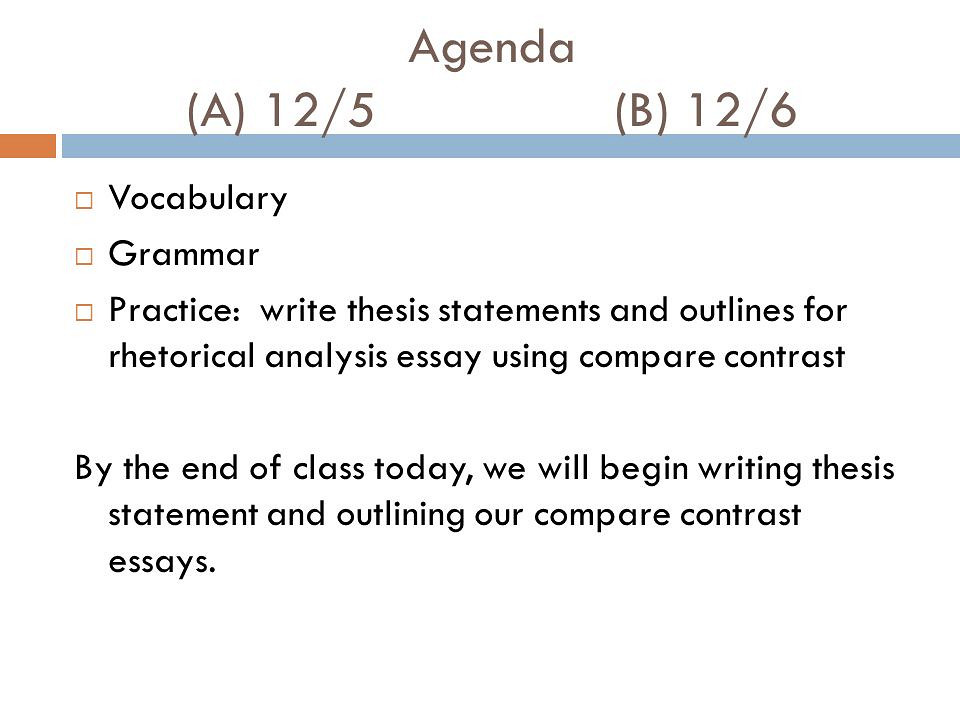 Write my compare contrast essay