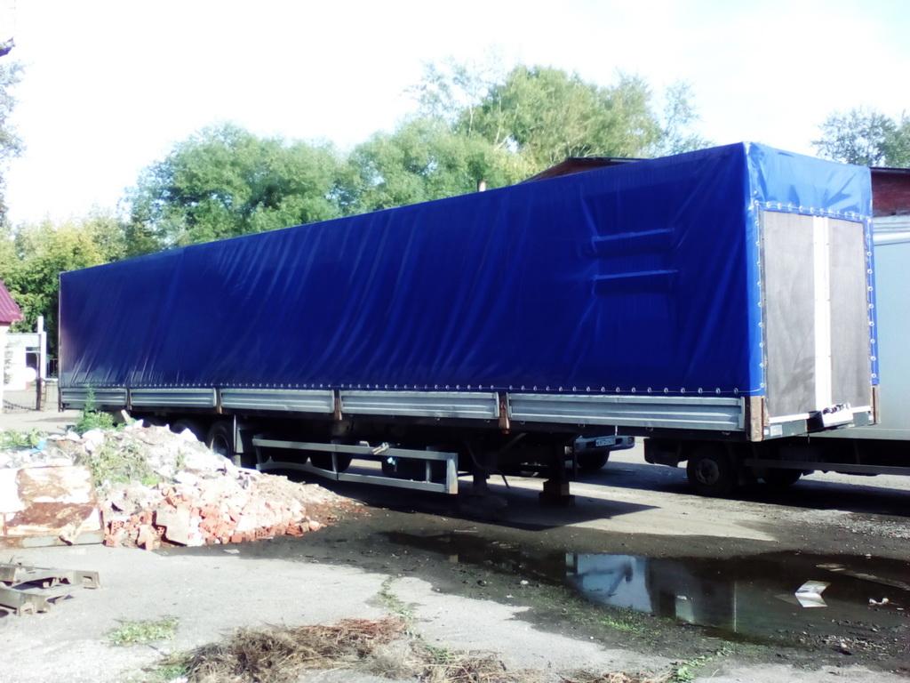 Прицеп тент для грузового автомобиля