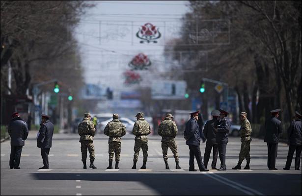 Какие улицы вБишкеке перекроют всвязи спохоронами Джумакадырова 9октября