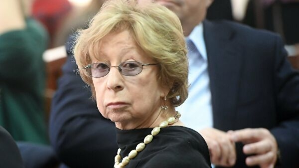 Ахеджакова заявила опроблемах создоровьем Гафта после суицида дочери