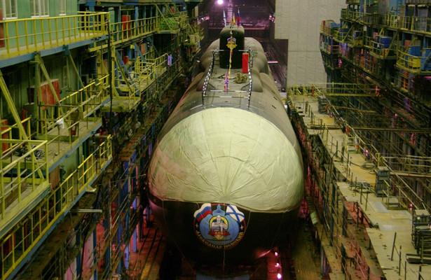 Срок строительства атомных подлодок поскратят