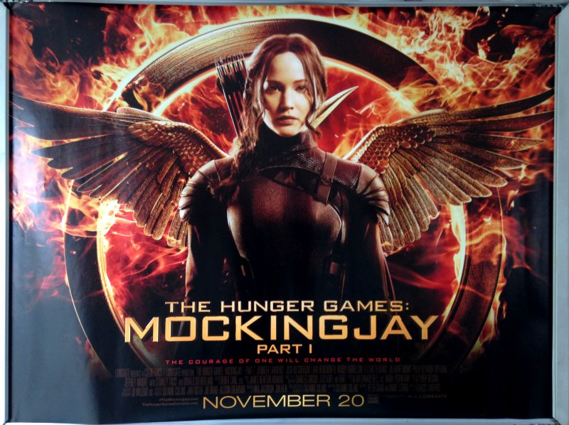 The Hunger Games: Mockingjay – Part 1 film online