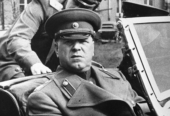 Операция против уголовников вОдессе: чторассказывал Жуков
