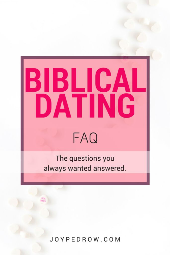Christian singles relationship advice
