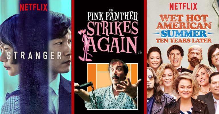 Netflix Top 100 on DVD and Blu-ray