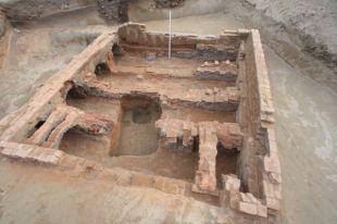 Наместе строительства 4-гомоста вКрасноярске нашли стоянку древних людей