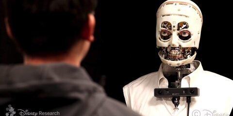 Онинасвидят! Disney создала робота, который смотрит какчеловек