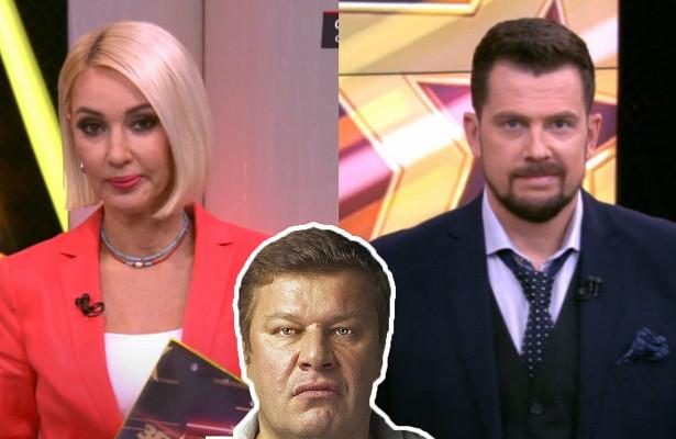 Дмитрий Губерниев запросил большой гонорар зашоу«Звезды сошлись»