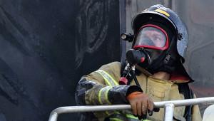 ВМоскве изгорящей высотки спасли семь человек