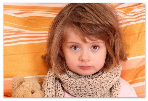 Чем лечить горло ребенку 1 год: как улучшить