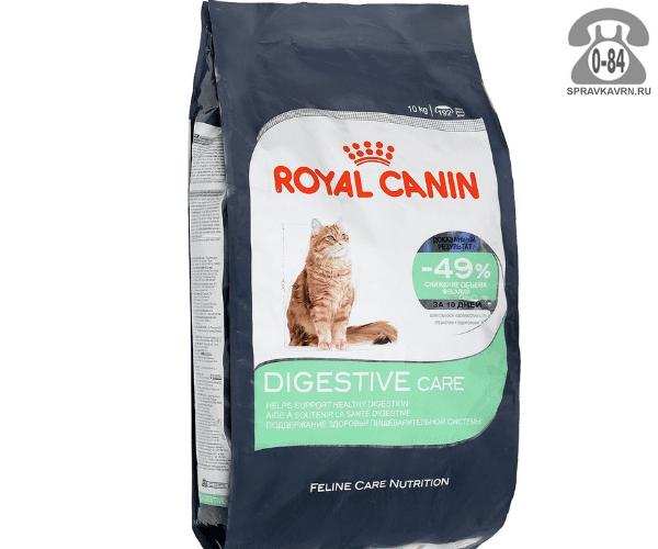 Корм royal canin digestive care 10