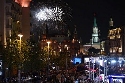 Выходные 4— 6сентября: День города вМоскве ихип‑хопфестиваль