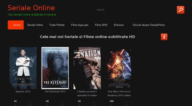 Seriale gratis subtitrate online websites - fsplaynet