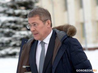 Глава Башкирии признал падение качества образования из-задистанционного обучения вреспублике